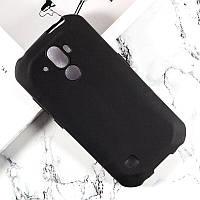 Чехол Soft Line для Doogee S40 Lite силикон бампер черный