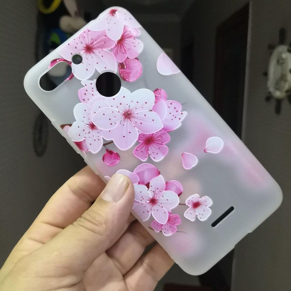 Чехол для Xiaomi Redmi 6, бампер, накладка, чохол, силиконовый, силіконовий