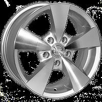 Литой диск ZW ZW-213 R15  6.5J 5*120 ET15 DIA74.1 SP