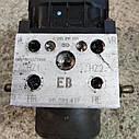 Блок управления ABS Opel Astra G, Zafira A, Опель Астра Г, Зафира А. 0265216651, 90581417., фото 2
