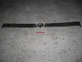 Лист рессоры подкоренной №2 задней КАМАЗ 1440мм подкоренной, толщ.18мм, 9ти лист/рес (Чусовая)