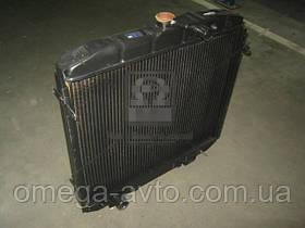 Радиатор охлаждения ПАЗ 3205 (3-х рядный) (г.Бишкек) 149.1301010-02