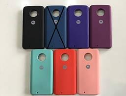 Чехол Silicone Cover для Motorola Moto E4 Plus (XT1771)