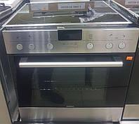 Siemens Электрическая плита встраиваемая (комплект стеклокерамическая поверхность+духовка) Германия б/у