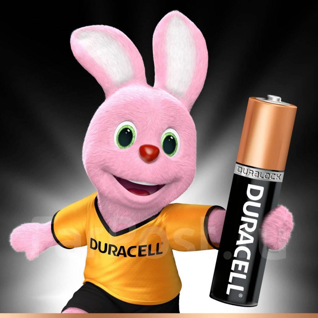 Пальчиковая батарейка duracell АА (LR06)