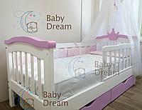 Подростковая кровать Selfie Baby Dream для девочки
