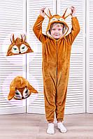 Кигуруми для мальчика Лисенок