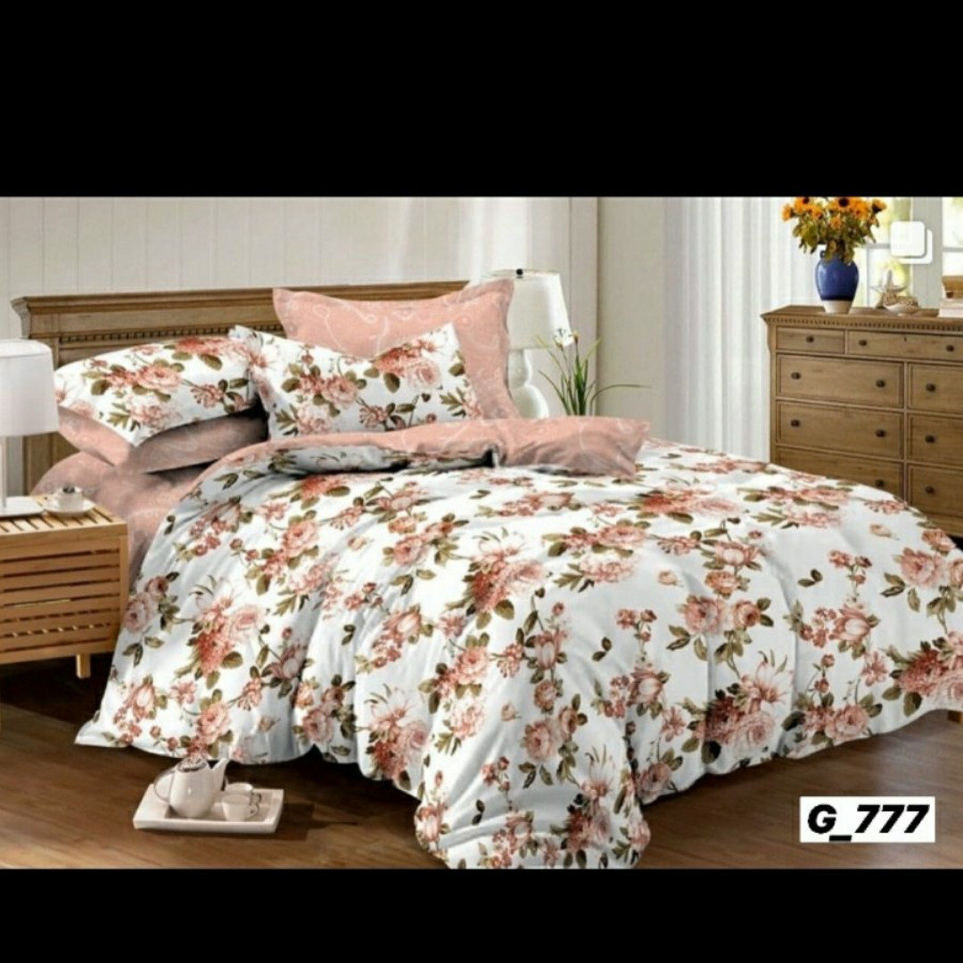 Красивое постельное бельё Голд бязь люкс