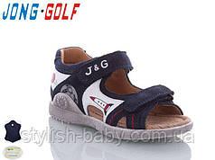 Детская летняя обувь 2020 оптом. Детские босоножки бренда Jong Golf для мальчиков (рр. с 19 по 24)