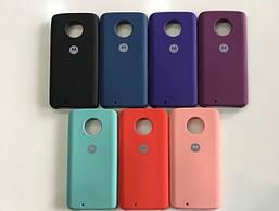 Чехол Silicone Cover для Motorola Moto G6 (XT1925)