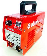 Сварочный аппарат Atlas AW-300 в чемодане