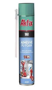 Піна-клей Akfix 960 MANTOLAMA 900 мл ручна