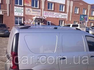 Рейлинги усиленные Renault - Dacia Logan MCV