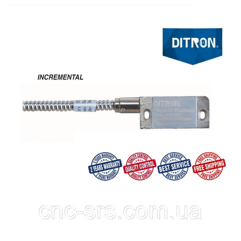 DMR2000 считывающая головка для магнитного преобразователя линейных перемещений (1 мкм.)