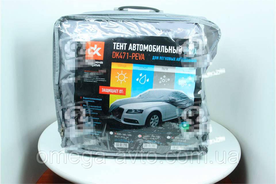 Тент авто седан PEVA L 483*178*120 (Дорожня карта) DK471-PEVA-3L
