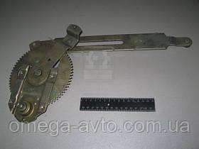 Стеклоподъемник ГАЗ 3307 двери левый (оригинал ГАЗ) 4301-6104013
