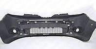 Бампер передний под противотуманки на Renault Kangoo II 2012->  — Renault (Оригинал) - 620107285V