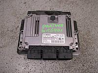 БЛОК УПРАВЛЕНИЯ ДВИГАТЕЛЕМ двигателя PARTNER III 1.6 HDI Компютер ЕБУ