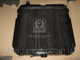 Радиатор охлаждения ГАЗ 52 (3-х рядный) (Украина) 5207-1301010