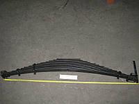 Рессора задняя ГАЗ 53 14-листовая (ГАЗ). 53-12-2912012-02