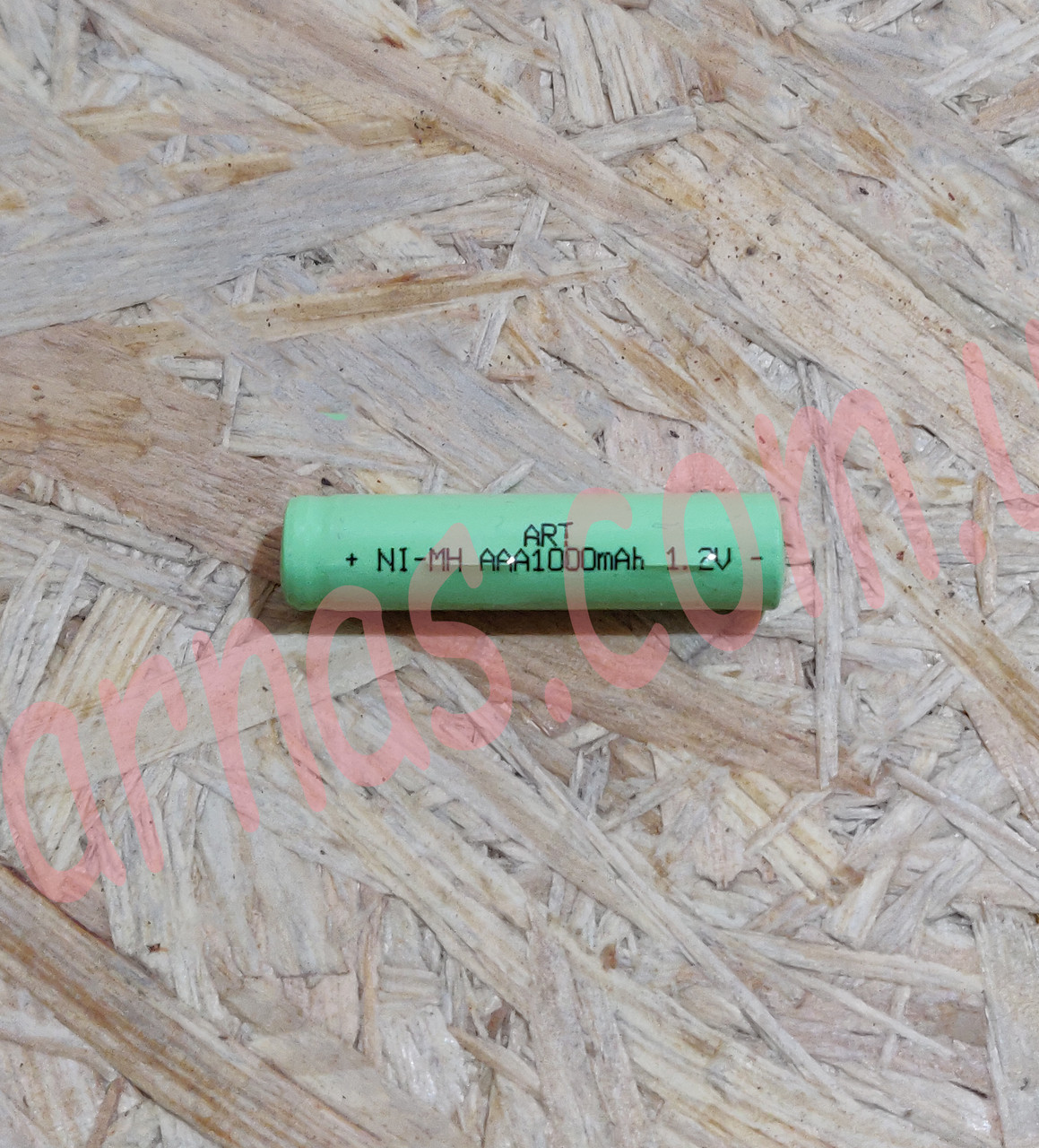 Аккумулятор AAA 1.2v 1000 mAh