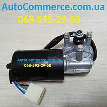 Двигатель стеклоочистителя (дворников) Dong Feng 1062/1064/1074 Донг Фенг, Богдан DF40, DF47., фото 3