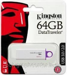Флешка Kingston USB 3.0 G4 64 GB