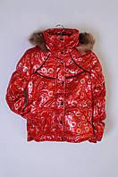 Куртка детская DB-2139 оранж