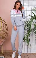Женский стильный спортивный костюм  (42-44; 44-46)