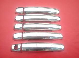 Накладки на ручки нерж Suzuki Grand Vitara