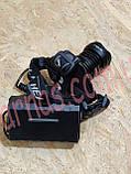 Аккумуляторный налобный фонарь BL-T70-P70, фото 9