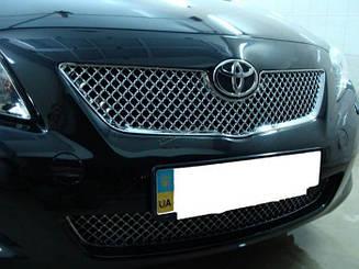 Решетка хром Toyota Corolla под Бентли 2006-2010
