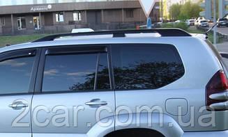 Рейлинги под оригинал Toyota Land Cruiser Prado 120