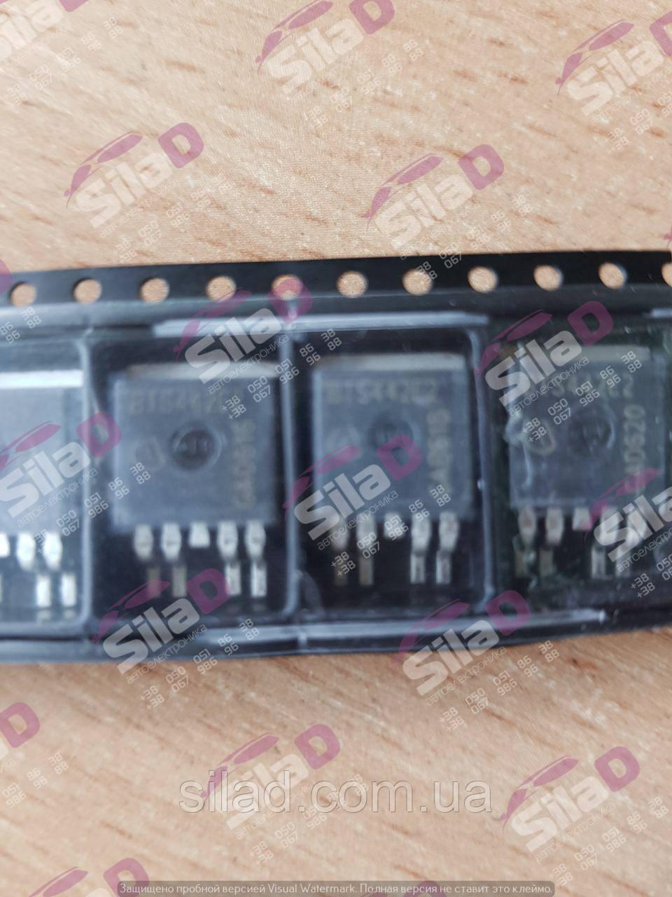 Транзистор BTS442 E2 корпус PG-TO263-5-2