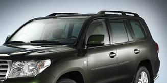 Рейлинги под оригинал Toyota Land Cruiser 200