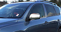Накладки на зеркала Toyota Rav4 2006-2014