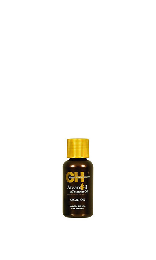CHI Argan Plus Moringa Oil - Восстанавливающее масло для волос