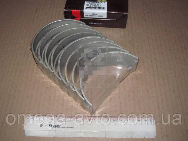 Вкладыши коренные Р0 ЯМЗ 236 (Дайдо Металл Русь) 236-1000102 Р0