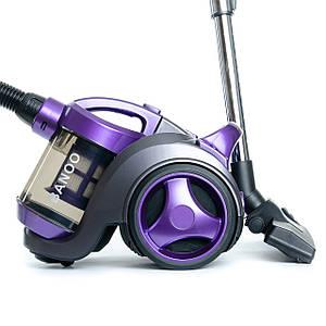 Контейнерный пылесос Banoo BN-4001 Purple