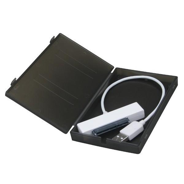 Кишеня для жорстких дисків Agestar SUBCP1 Black
