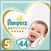 Підгузники дитячі Pampers Premium Care Dry Max Junior 5 (11-25 кг) Econom Pack 44 шт