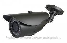Влагозащищенная аналоговая цветная ИК камера видеонаблюдения 736SHE