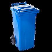 Бак для мусора 240л. синий
