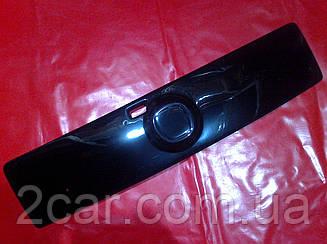 Зимняя накладка на решетку (глянец) FIAT DOBLO 06-10 г.в.