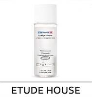 Двухфазное средство для снятия макияжа с глаз и губ Etude House Cica Balance 5.5 Lip Eye Remover 80мл