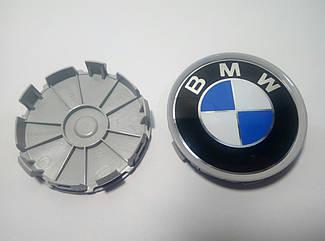 Колпачок в диск BMW 65-68 мм 1шт