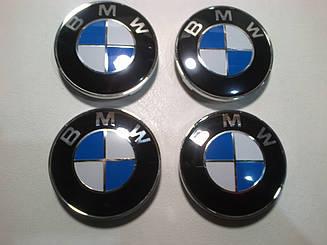 Колпаки в диски BMW диаметр 63мм