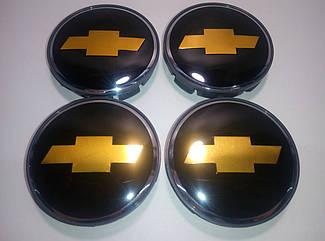 Колпачки в диски CHEVROLET 56- 59 мм