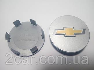 Колпачок в диск CHEVROLET 54-59 мм 1шт