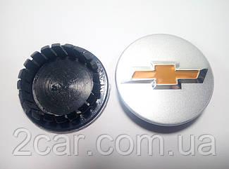 Колпачок в диск CHEVROLET 47-59 мм 1шт